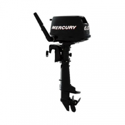 Mercury 6 hk. Langt Ben