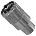 PL259 coax stik til RG58 kabel