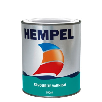 Hempel Favourite Varnish 375 ml.