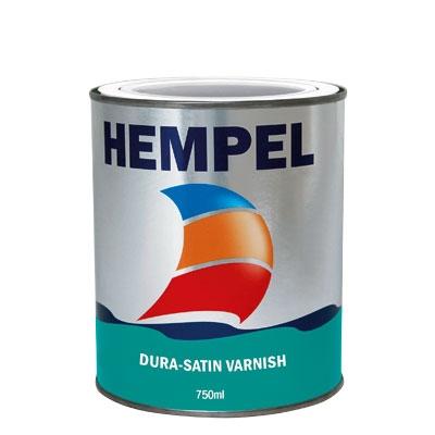 Hempel Dura-Satin Varnish 375 ml.