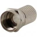 F-konnektor for 7 mm