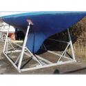 Bådstativ - Sejlbåd - 35 fod