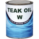 Marlin Pigmenteret Teak Olie 750 ml.