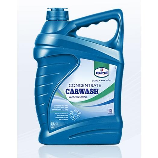 Eurol Shampoo Wash & Shine 5 ltr.