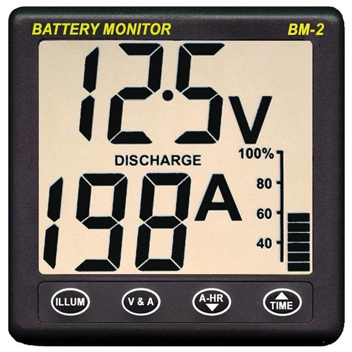 NASA Batteri Monitor BM2