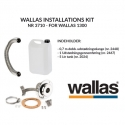 Wallas Installations kit for 1300