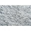 Glasfibermåtte - Hugget 1270 mm. X 5 mtr