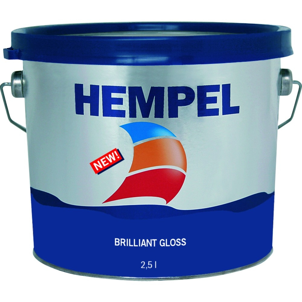 Hempel Brilliant Gloss 2,5 ltr.