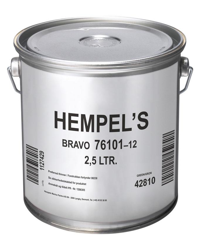 Hempel Bravo 2,5 ltr.