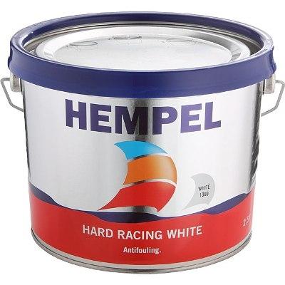 Hempel Hard Racing White 2,5 ltr.