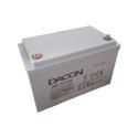 Dacon GEL Batteri 100A