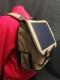Solcelle Laptop Rygsæk 13W